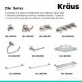 Вешалка с 4-мя крючками ELIE KEA-18804BN Kraus