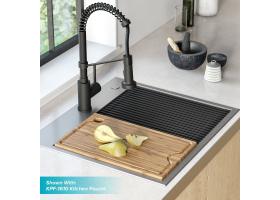 Кухонная мойка Kore KWT311-25 верхнего и нижнего монтажа, WORKSTATION