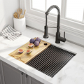 Кухонная мойка KWU111-23 нижнего монтажа, WORKSTATION