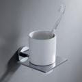 Керамический стакан с настенным держателем Kraus Imperium KEA-12204CH