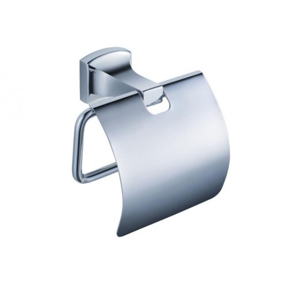 Держатель туалетной бумаги с крышкой Fortis KEA-13326CH Kraus