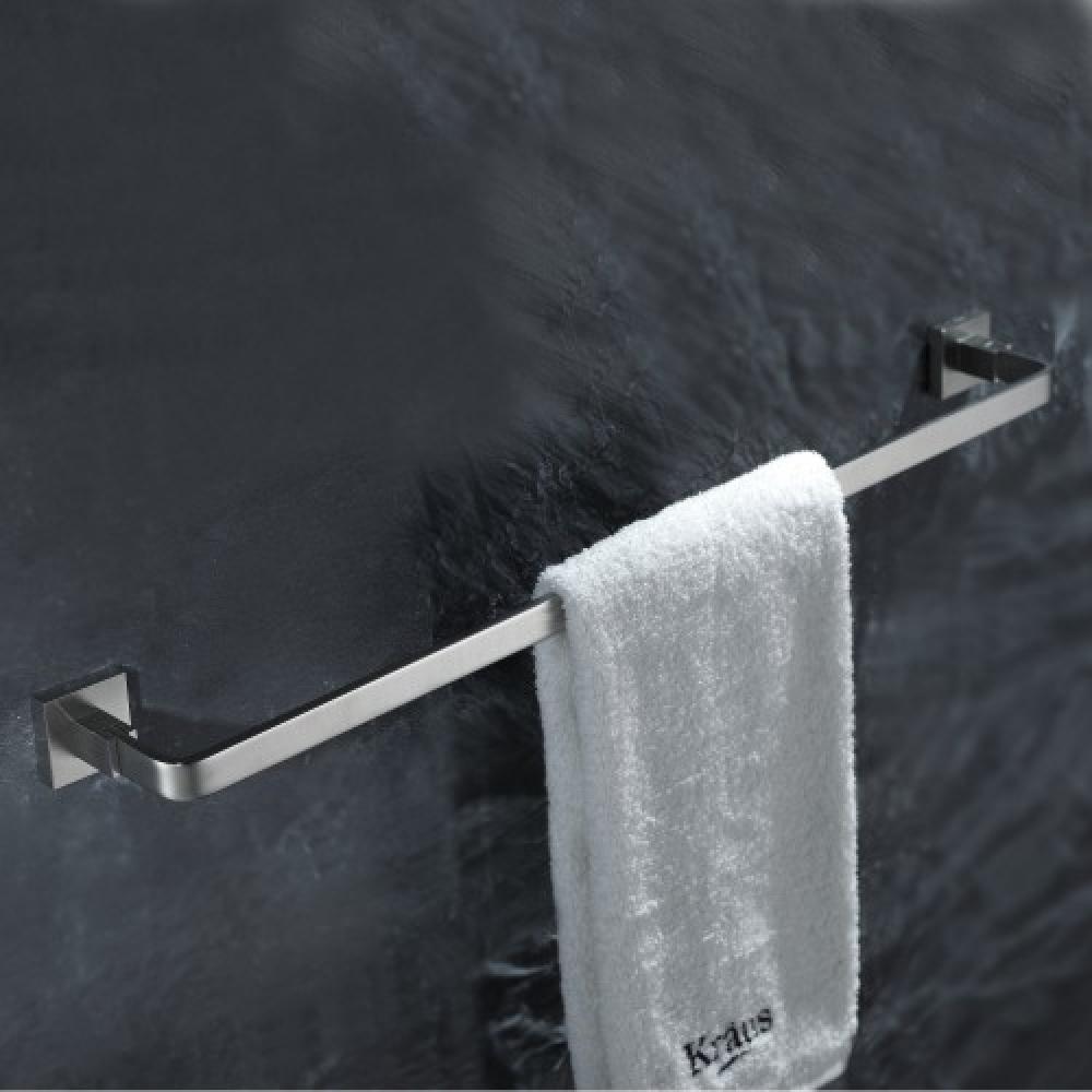 Держатель полотенца настенный Aura KEA-14437BN Kraus