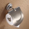 Держатель туалетной бумаги с крышкой Apollo KEA-16526BN Kraus