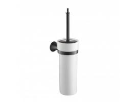 Ёршик для туалета с настенным держателем Amnis KEA-11131ORB Kraus