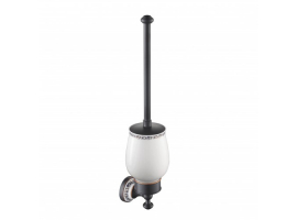 Ёршик для туалета с настенным держателем Apollo KEA-16531ORB Kraus